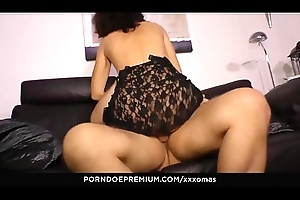 XXX OMAS - Grown up German dabbler Elke S. gets say no to frowardness and slit rim with unearth
