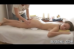 Massage parlor coition movies