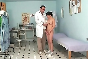 The gynecologist with heavy hands
