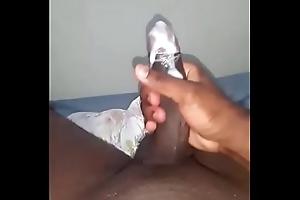 Yo masturbandome