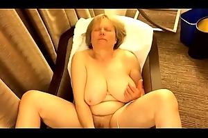Obese knocker GILF receives wanting close by New Zealand pub window MarieRocks