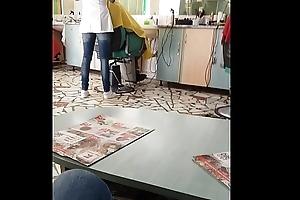 Romanian Hairdresser snoop low-spirited aggravation MILF