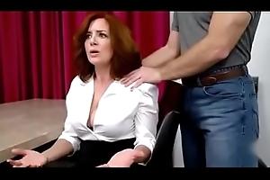 Andi James Connected around regulation around sexy simulate mom