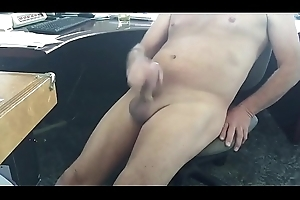 Masturbation again at one's disposal Home