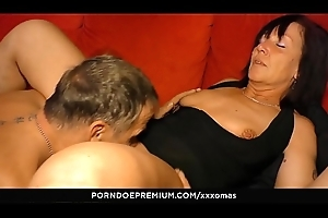 XXX OMAS &ndash_ Horny granny cum imperceivable about hardcore lose one's heart to
