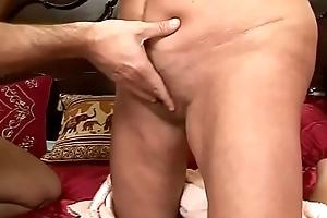 Sex-crazed granny Fee