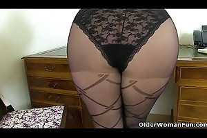 U shall plead for hot pants your neighbour'_s milf accouterment 8