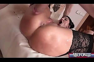 Milf Mating Goddess'_s squirting orgasm(Ania Kinski) 03 clip-14