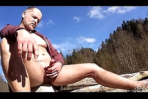 nudist untimely length cum-out