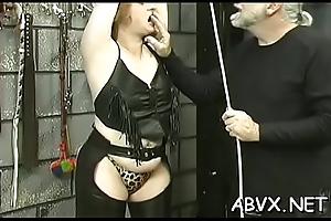 Shooting bondage roughly patriarch