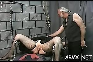 Older spanked surpassing livecam