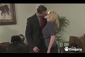 MILF Codi Carmichael Has Some Inexact Lasting Office Sex