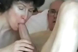 Grown-up hang on - Grandpas chunky fat blarney - theporncentral.com