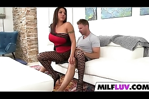 Big Cock Be beneficial to Gaffer MILF Candi Coxx