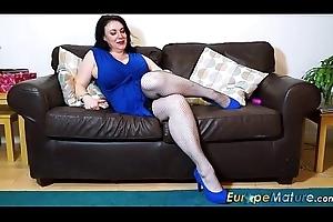 EuropeMaturE Super Mature Daughter Solo Invective