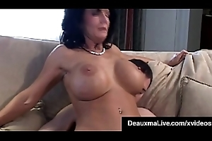 Broad in the beam Boobed Cougar Deauxma Acquires Anal Banged At the end of one's tether Horn-mad Steadfast Freak