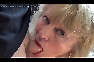 Urinate and oral-service from adult