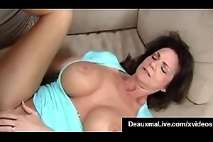 Texas Cougar Deauxma Blows &_ Gets Analized By Mafia Bookie!
