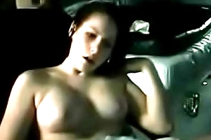 MILFSEXYCAM.COM-Caught Masturbating on the top of a Hacked Webcam