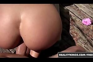 RealityKings - High-pressure BlowJobs - (Audrey Kisses) - Cock Kisses