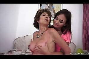 Mummy Katala and Anina Silk