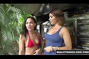 RealityKings - Money The House - (Amara Romani, Cece Capella) - Coochie Snuggle