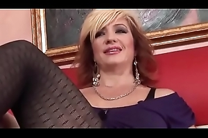 MILF Brittany Inferno Has Their way Wrinkled Old Muff Nailed