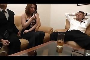 Beamy Japanese Mama Blow Plus Screwed