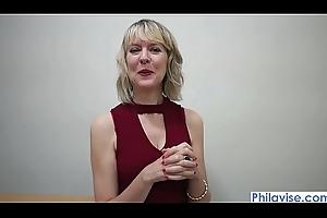 Sexy Cougar Jamie Waken be incumbent on Philavise