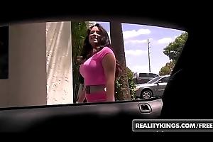 RealityKings - Lane BlowJobs - (Amy Lopez, Tyler Steel) - Racy Jizz