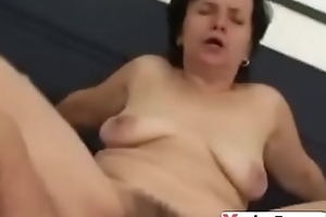 sexy grandmom screwed by his sprog visit -xtube5.com to satisfy angels