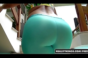 RealityKings - Mike in Brazil - (Darlene Silk-stocking Tigrao) - Deliciously Screen