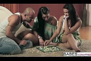 Hotties - (Valentina Nappi) with the addition of (Athina) with the addition of (Mike Angelo) - Looking Be required of Awe