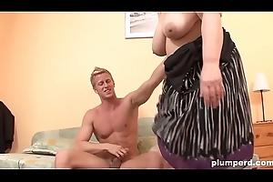 Astounding Sex with BBW Plumperd Hawt Daughter PLUMPERD.COM