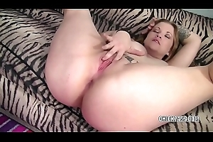 Busty MILF Marleigh Ann takes a horseshit around say no to buxom cunt