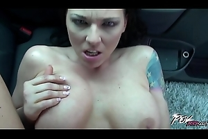 Intercourse tattooed milf is wishing be worthwhile for weasel words take car