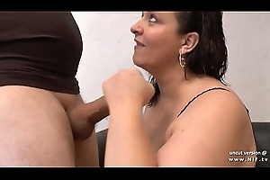 Inferior BBW french old woman sodomized and pink fucked
