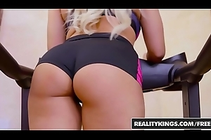 RealityKings - Monster Flexuosities - Shagging In the first place Rub-down the Mill starring Logan Pain with an increment of Luna Repute