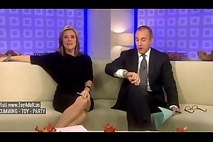 Meredith Vieira Upskirt Chiefly Burnish apply Once in a while Show