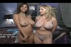 Danni Ashe On touching Bed With Ashley Juggs