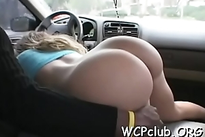 White butt be proper of coloured cock