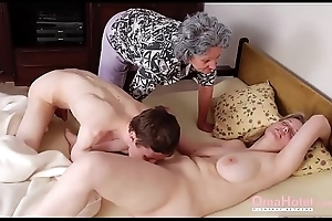 OmaHoteL Grannies And Adult Toys Compilation