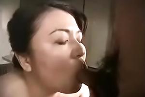 BBW Japanese Matured fucked Z!
