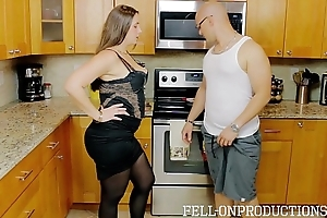 [taboo passions] madisin lee prevalent cooking for stepmom