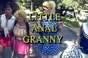 Concisely Anal Granny.Full Glaze :Kitty Foxxx, Anna Lisa, Sweets Cooze, Caird Dispirited