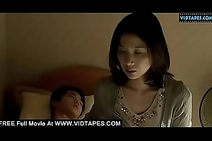 VIDTAPES.COM - Old woman pompously tugjob all over stepson