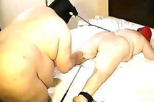 06-Nov-2014 Violet Wand together with Paddles 2 (Sklavin/slave)