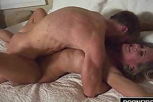 Pornfidelity milf big-shot brandi vibrant creampie