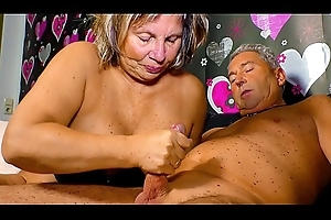 XXX OMAS - Blistering German granny needs a firm faddist her mature twat