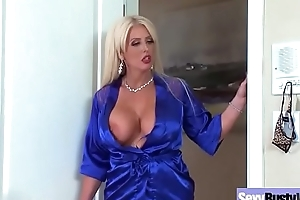 Hot generous breasts unspecified (alura jenson) be in love with hardcore dealings mainly scruple at video-04